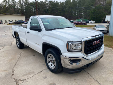 2017 GMC Sierra 1500 for sale at Elite Motor Brokers in Austell GA