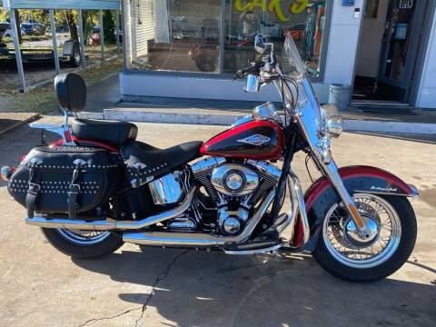 2012 Harley-Davidson Heritage Softail Classic for sale at The Auto Lot and Cycle in Nashville TN