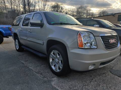 2008 GMC Yukon XL for sale at Porcelli Auto Sales in West Warwick RI