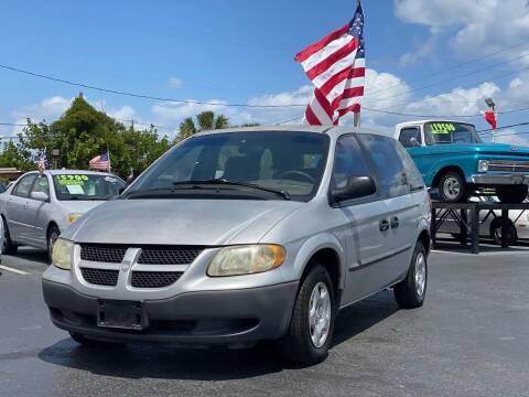 2003 Dodge Caravan for sale at KD's Auto Sales in Pompano Beach FL