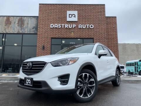 2016 Mazda CX-5 for sale at Dastrup Auto in Lindon UT