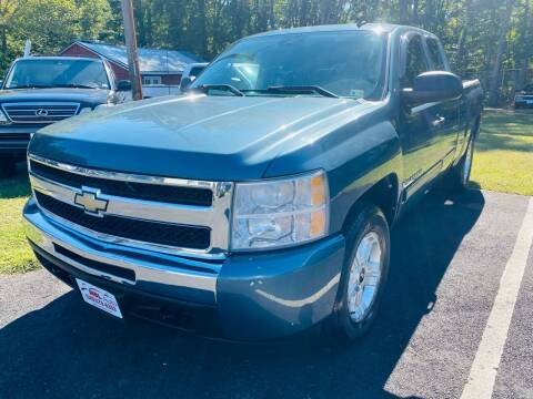 2009 Chevrolet Silverado 1500 for sale at MBL Auto Woodford in Woodford VA