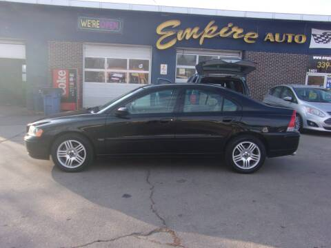 2006 Volvo S60 for sale at Empire Auto Sales in Sioux Falls SD