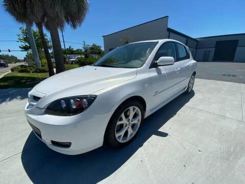 2008 Mazda MAZDA3 for sale at Bay City Autosales in Tampa FL