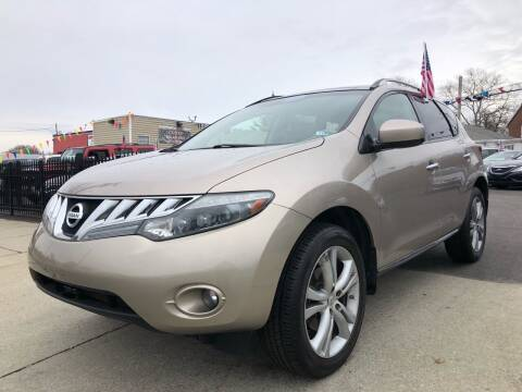2009 Nissan Murano for sale at Crestwood Auto Center in Richmond VA
