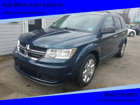 2015 Dodge Journey for sale at Sud Weist Auto Sales Inc in Maple Shade NJ