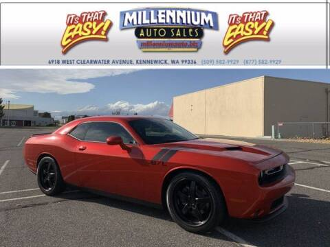 2017 Dodge Challenger for sale at Millennium Auto Sales in Kennewick WA