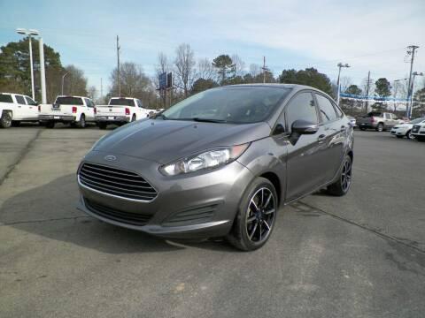 2015 Ford Fiesta for sale at Paniagua Auto Mall in Dalton GA