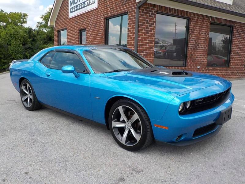 2015 Dodge Challenger for sale at C & C MOTORS in Chattanooga TN