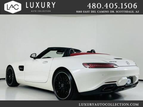 2018 Mercedes-Benz AMG GT for sale at Luxury Auto Collection in Scottsdale AZ