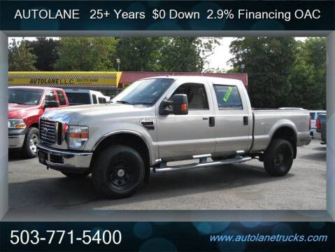2008 Ford F-350 Super Duty for sale at Auto Lane in Portland OR