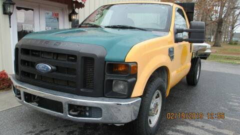 2008 Ford F-250 Super Duty for sale at Bethlehem Auto Sales LLC in Hickory NC
