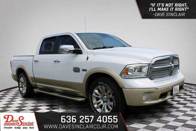 2016 RAM Ram Pickup 1500 for sale at Dave Sinclair Chrysler Dodge Jeep Ram in Pacific MO