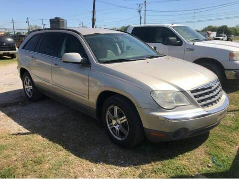 2007 Chrysler Pacifica for sale at Jerry Allen Motor Co in Beaumont TX