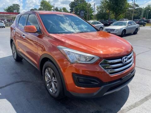 2015 Hyundai Santa Fe Sport for sale at JV Motors NC 2 in Raleigh NC