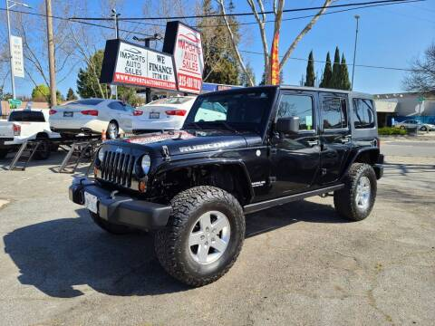 2011 Jeep Wrangler Unlimited for sale at Imports Auto Sales & Service in San Leandro CA