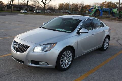 2011 Buick Regal for sale at A-Auto Luxury Motorsports in Milwaukee WI