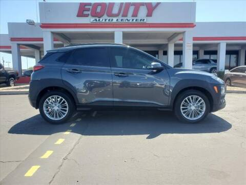 2020 Hyundai Kona for sale at EQUITY AUTO CENTER in Phoenix AZ