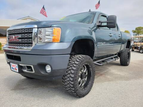 2011 GMC Sierra 2500HD for sale at Gary's Auto Sales in Sneads NC