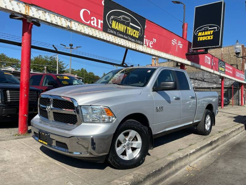 2013 RAM Ram Pickup 1500 for sale at Manny Trucks in Chicago IL