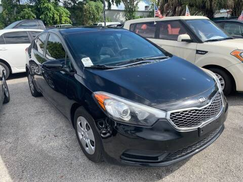 2014 Kia Forte for sale at Roadmaster Auto Sales in Pompano Beach FL