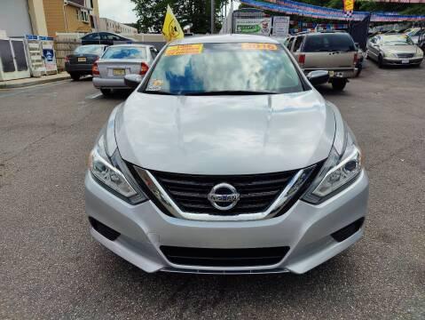 2016 Nissan Altima for sale at Elmora Auto Sales in Elizabeth NJ