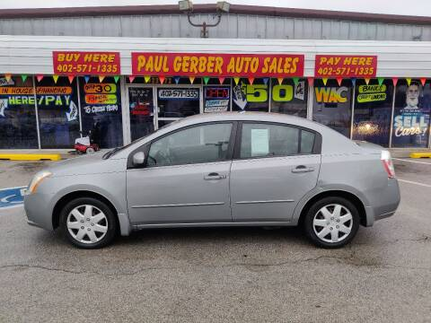 2008 Nissan Sentra for sale at Paul Gerber Auto Sales in Omaha NE