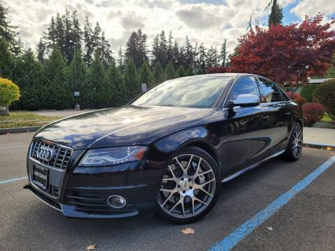 2010 Audi S4 for sale at Silver Star Auto in Lynnwood WA