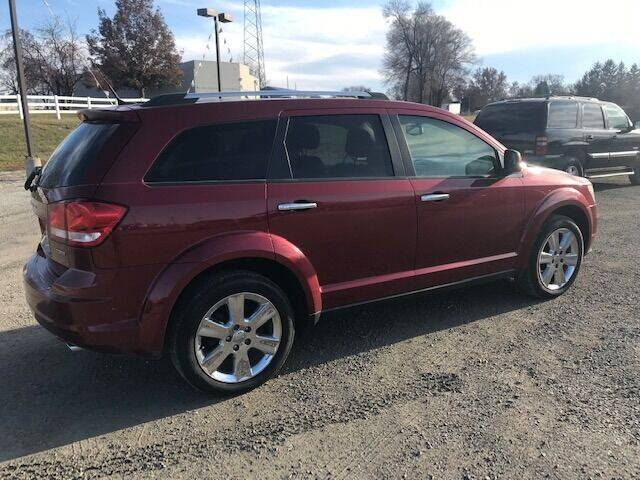 2011 Dodge Journey for sale at Lanny's Auto in Winterset IA