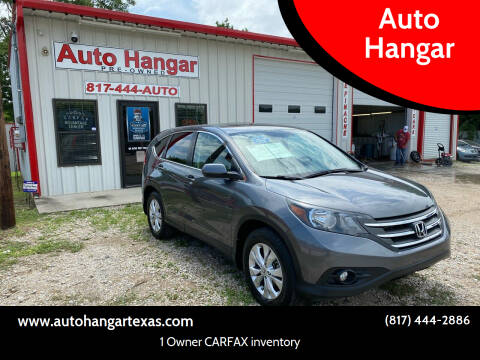 2012 Honda CR-V for sale at Auto Hangar in Azle TX