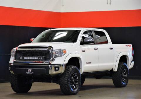 2017 Toyota Tundra for sale at Style Motors LLC in Hillsboro OR