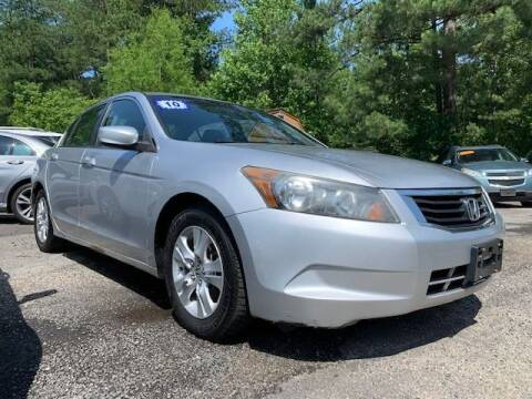 2010 Honda Accord for sale at Star Auto Sales in Richmond VA