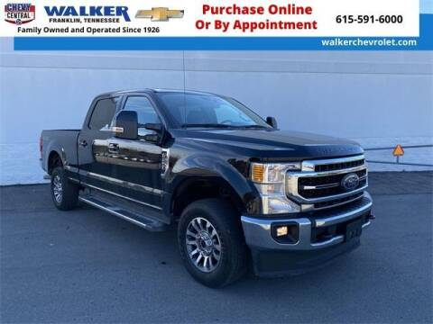 2020 Ford F-250 Super Duty for sale at WALKER CHEVROLET in Franklin TN