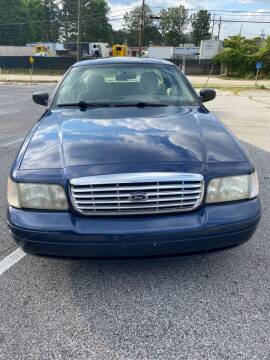 2004 Ford Crown Victoria for sale at Affordable Dream Cars in Lake City GA
