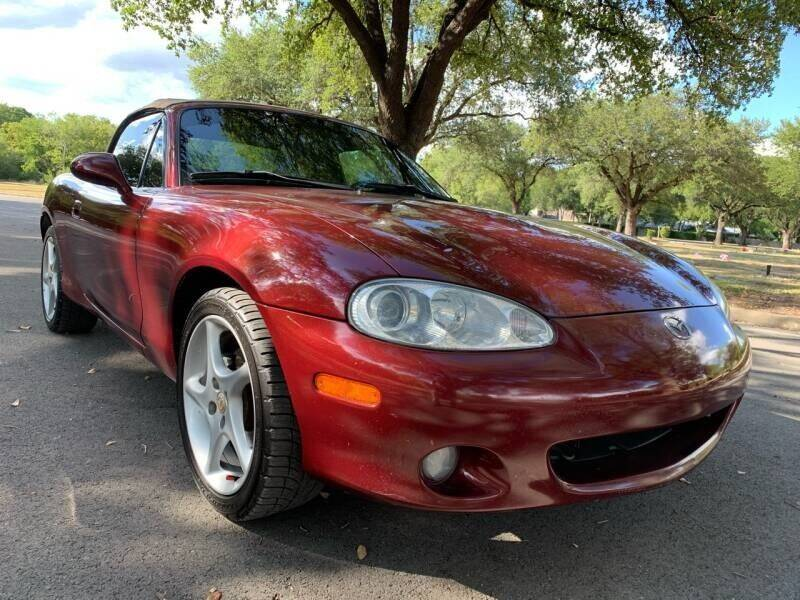 2003 Mazda MX-5 Miata for sale at 210 Auto Center in San Antonio TX