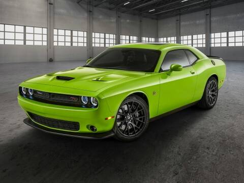 2021 Dodge Challenger for sale at GRIEGER'S MOTOR SALES CHRYSLER DODGE JEEP RAM in Valparaiso IN
