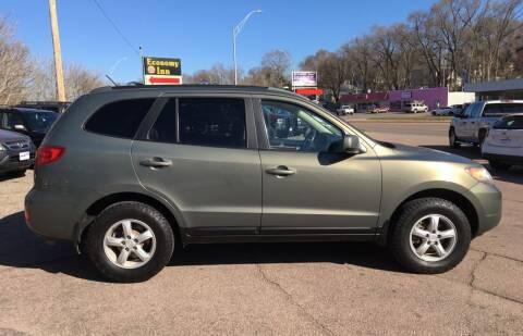 2007 Hyundai Santa Fe for sale at Gordon Auto Sales LLC in Sioux City IA