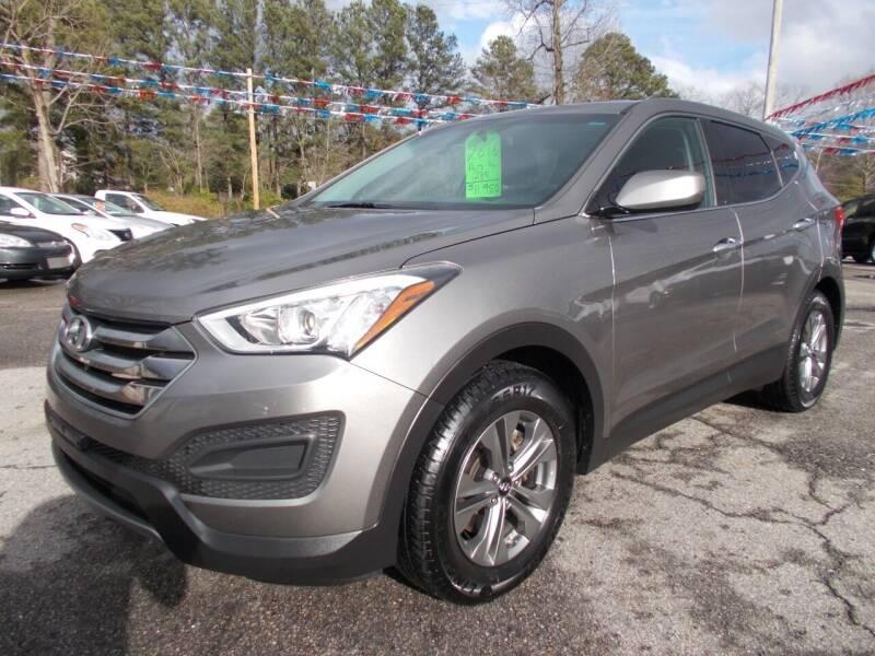 2016 Hyundai Santa Fe Sport for sale at Culpepper Auto Sales in Cullman AL