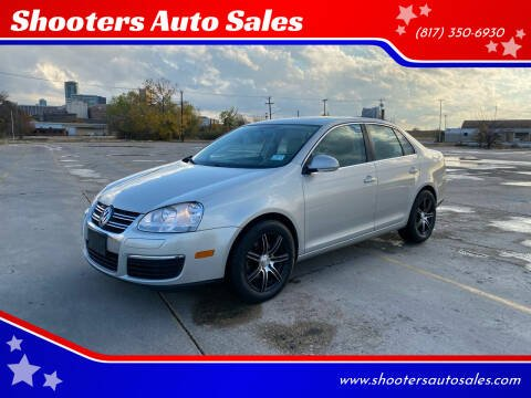 2010 Volkswagen Jetta for sale at Shooters Auto Sales in Fort Worth TX