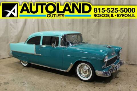 1955 Chevrolet 210 for sale at AutoLand Outlets Inc in Roscoe IL