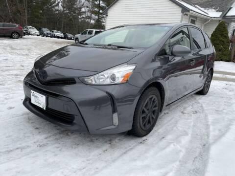 2015 Toyota Prius v for sale at Williston Economy Motors in Williston VT