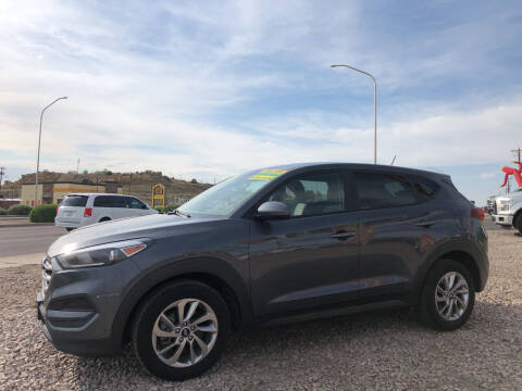 2018 Hyundai Tucson for sale at 1st Quality Motors LLC in Gallup NM