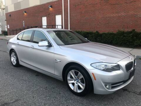 2012 BMW 5 Series for sale at Imports Auto Sales Inc. in Paterson NJ