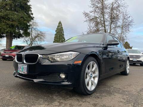 2015 BMW 3 Series for sale at Pacific Auto LLC in Woodburn OR