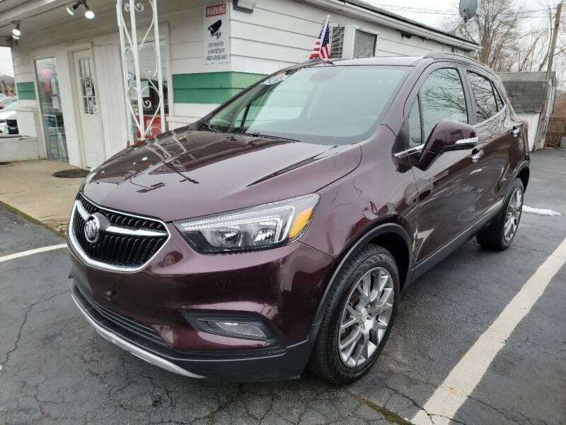 2018 Buick Encore for sale at Shaddai Auto Sales in Whitehall OH