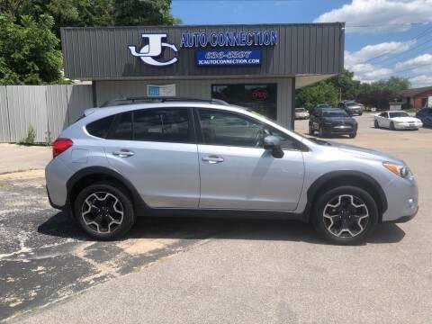 2015 Subaru XV Crosstrek for sale at JC AUTO CONNECTION LLC in Jefferson City MO