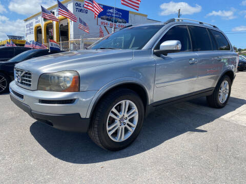2011 Volvo XC90 for sale at INTERNATIONAL AUTO BROKERS INC in Hollywood FL