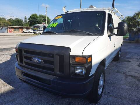 2011 Ford E-Series Cargo for sale at Autos by Tom in Largo FL