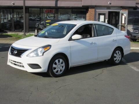 2015 Nissan Versa for sale at Lynnway Auto Sales Inc in Lynn MA