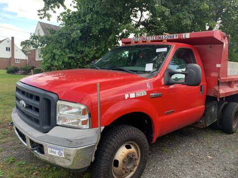 2006 Ford F-350 Super Duty for sale at Charles and Son Auto Sales in Totowa NJ